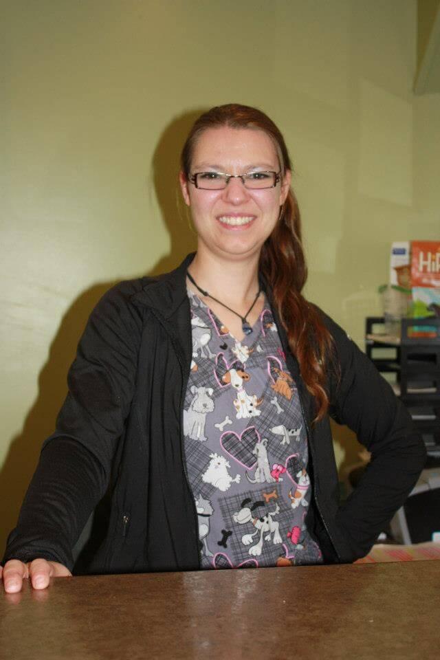 Hélène Thériault - Technicienne